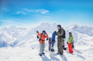 Le PVT Canada permet de faire du ski mais pas que