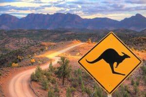 A la découverte de l'Outback de l'Australie.