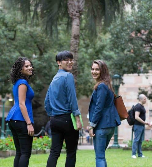 Appuyez-vous sur une école de langue à Brisbane en Australie pour apprendre l'anglais au début de votre Visa Vacances Travail.