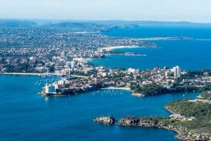 Sydney est une ville parfaite pour partir en working holiday