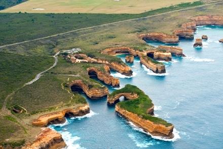Les 12 Apostles sont un incontournable de la Great Ocean Road en Australie.