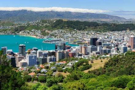 Wellington en NZ est parfait pour un VVT
