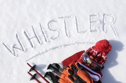 Whsitler est une station de ski au Canada où il est possible de travailler en PVT.