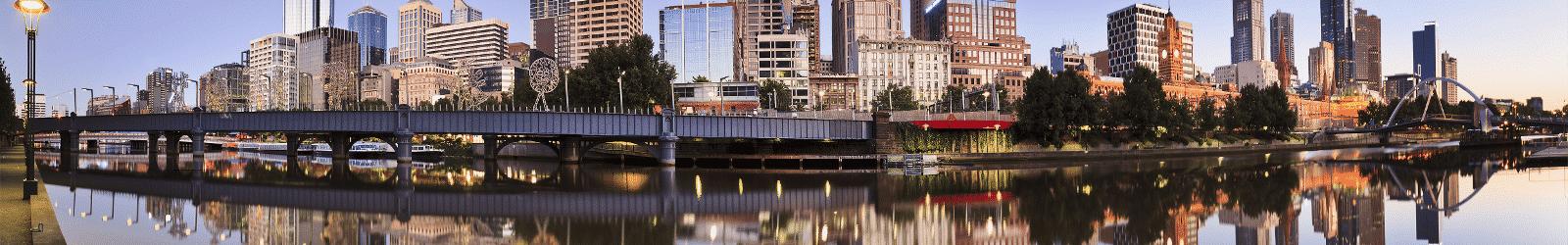 Melbourne sous le beau soleil d'Australie, destination parfaite pour un WHV.