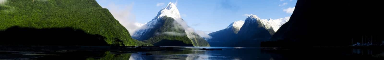 A voir: les Milford Sound de Nouvelle-Zélande.