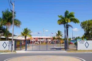 L'école de langue Sun pacific College se situe à Cairns