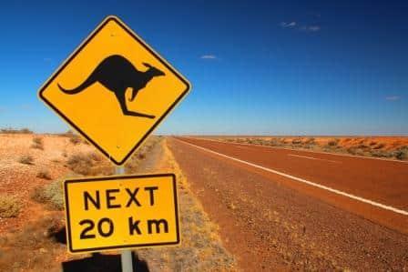 Pendant le PVT en Australie, beaucoup de jeunes choisissent comme transport la voiture