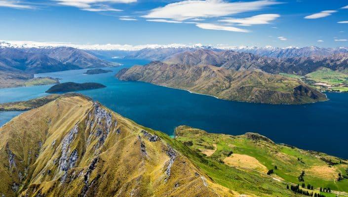 Choisir la bonne île en Nouvelle-Zélande n'est pas facile