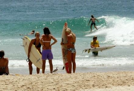 Byron Bay en Australie compte de nombreuses plages