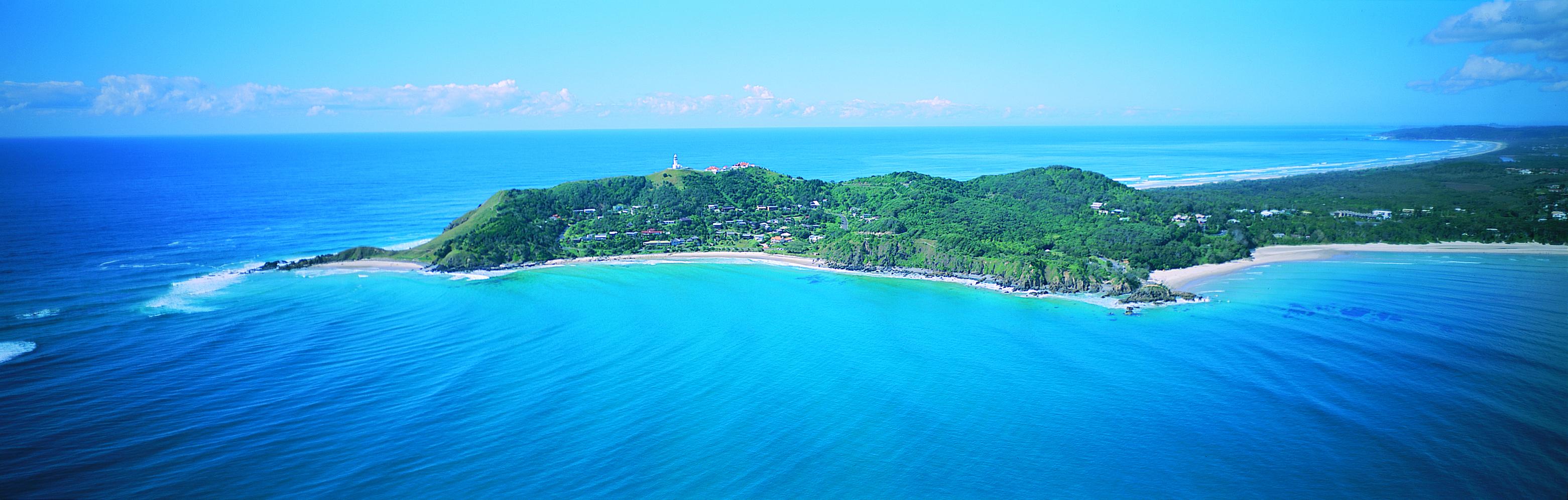 Byron Bay es t une destination inoubliable en Australie