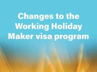 troisième visa vacances travail Australie